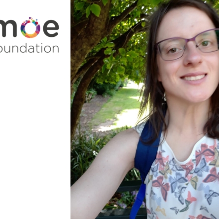 MOE Community Spotlight Emily Nuttall May 2020